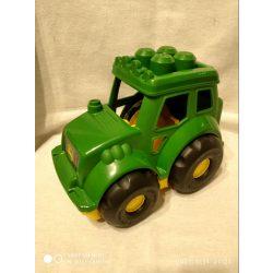 Megabloks terepjáró autó (5)