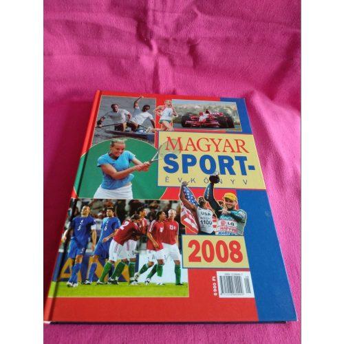 Magyar Sportévkönyv 2008
