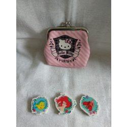 Hello Kitty pénztárca radírokkal (442)