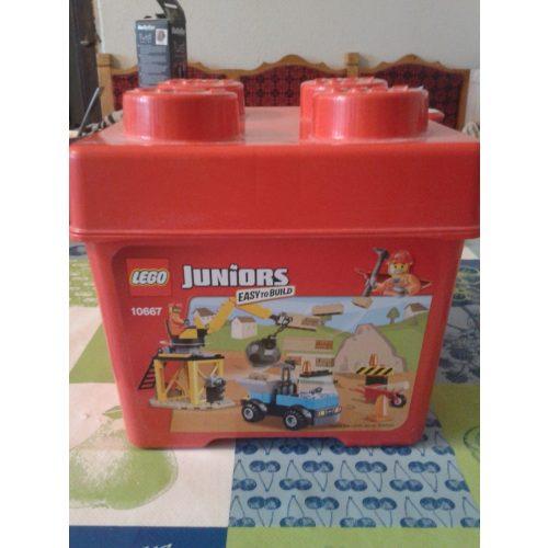 LEGO Junior 10667 Bontási munkálatok