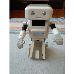 Brian Confused robot