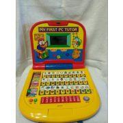 Az első számítógépem interaktív játék gyerekeknek (1)
