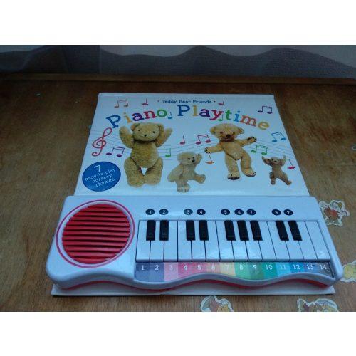 Zongorás könyv