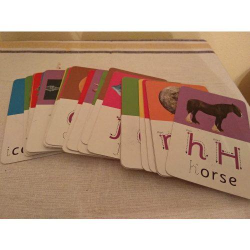 Betűkártya