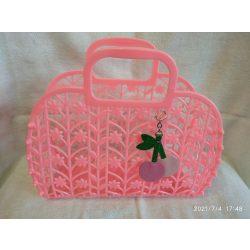 Rózsaszín kis táska (9)