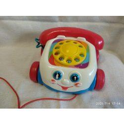 Fisher Price húzható telefon (5)