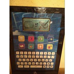 Angol nyelvű tanló tablet