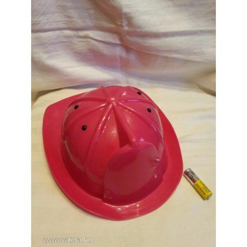 Rózsaszín tűzoltósapka