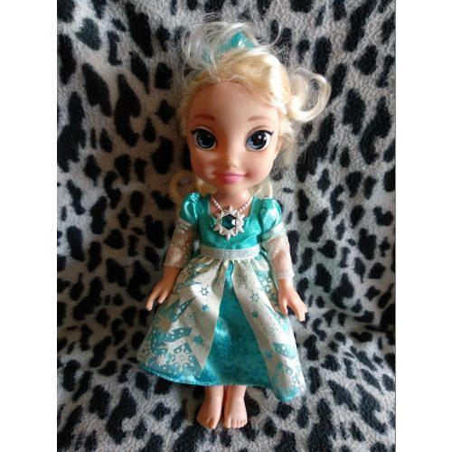 Éneklő Elza (Elsa) baba (Jégvarázs)