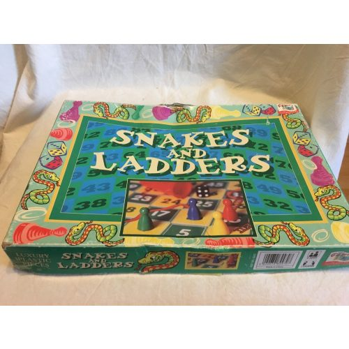 Kígyók és létrák társasjáték