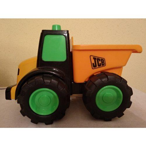 JCB billenős teherautó