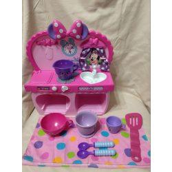 Minnie egeres játékkonyha kiegészítőkkel (58)