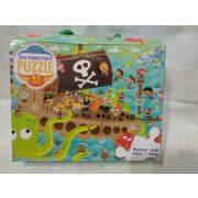 A tenger szörnyei 45 db-os puzzle csomagsérült