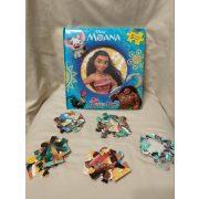 Vaiana puzzlekönyv / kirakós könyv