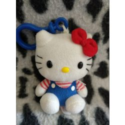 Hello Kitty ty kulcstartó