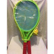 ELC teniszütők labdával, Új csomagsérült
