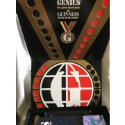 Genius General Knowledge Guinness Book of Records Game 1988 angol nyelvű társasjáték