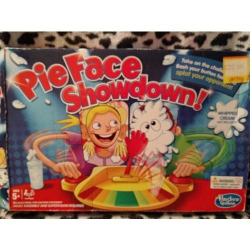 Hasbro - Pie Face Showdown Társasjáték (psz)