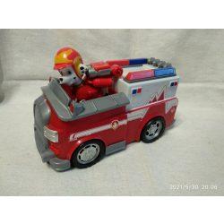 Mancs őrjárat tűzoltóautó figurával (5)