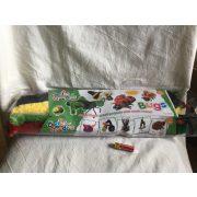 Bogaras - Fuzzoodles  kreatív szett gyerekeknek ÚJ csomagsérült