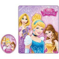 Disney hercegnő polár takaró több színben