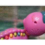 Leap Frog zenélő, beszélő dinó